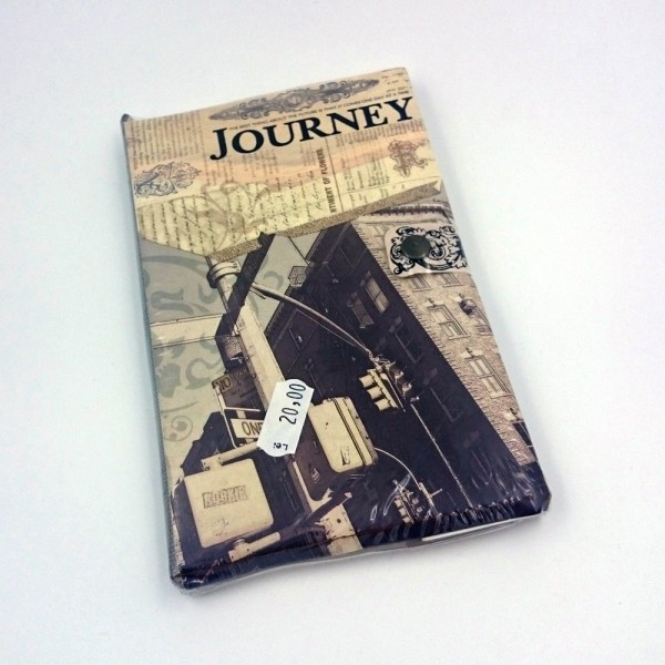 Jurnal vintage Journey