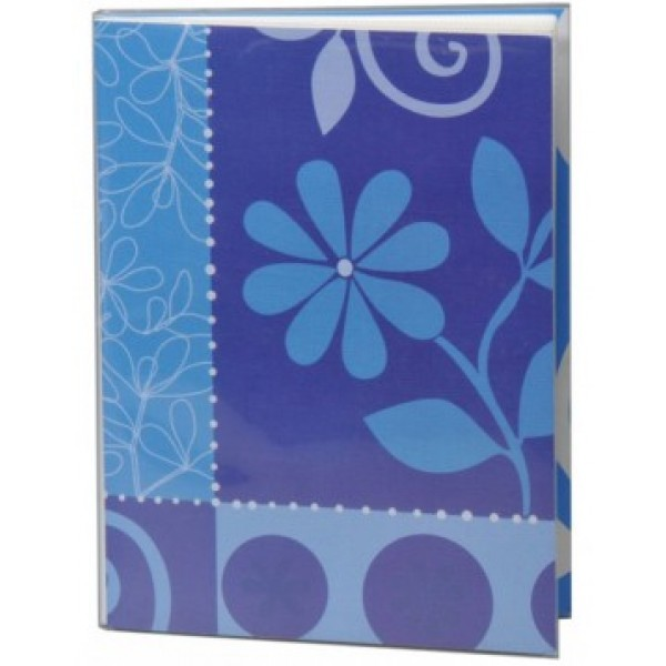 Album henzo mini album 36 poze flower festival blau