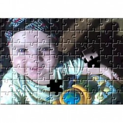 Puzzle A4 personalizat - 48 piese
